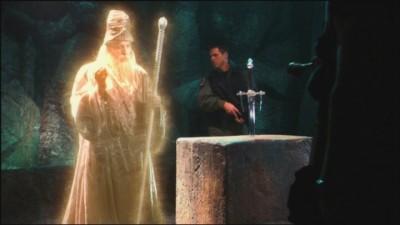 Merlin Sword, Sword Merlin