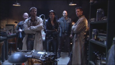 Vala and her boys