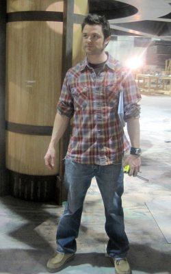 Chris Beach - Stargate