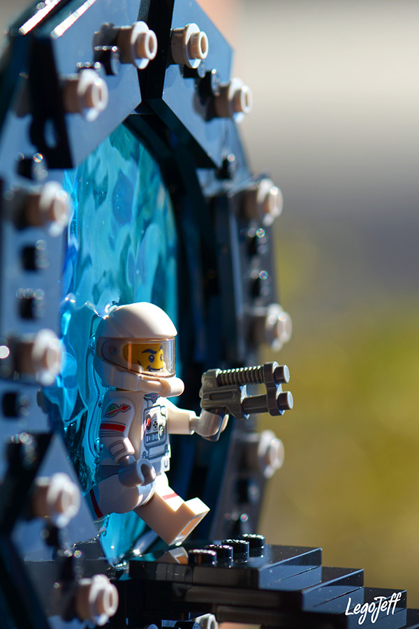 Stargate Bricks