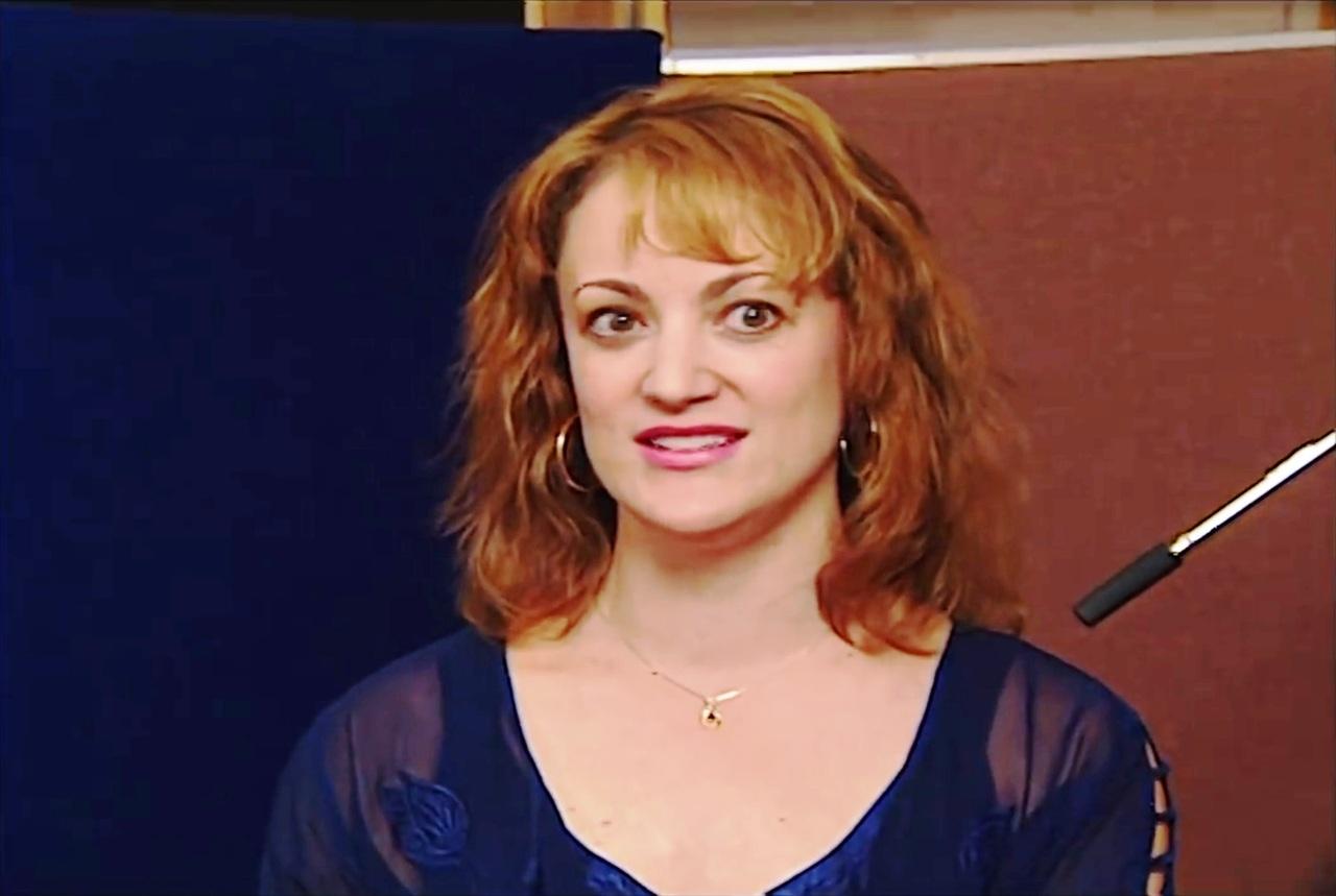 kathleen barr behind the voice actors